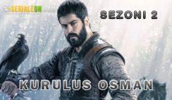 Kurulus Osman Sezoni 2 me Titra Shqip HD 2020